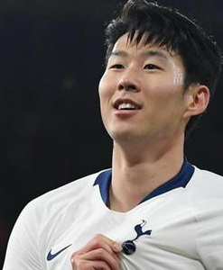 Son Heung Min quotes