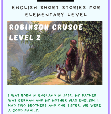 Easy Story for Learning English.
