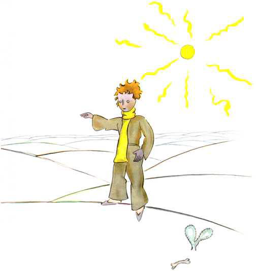 English A1 books pdf -The Little Prince for Level 2
