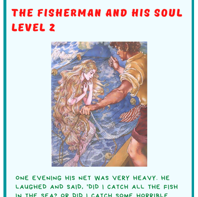 The Fisherman and His Soul - Books For Elementary Levels
